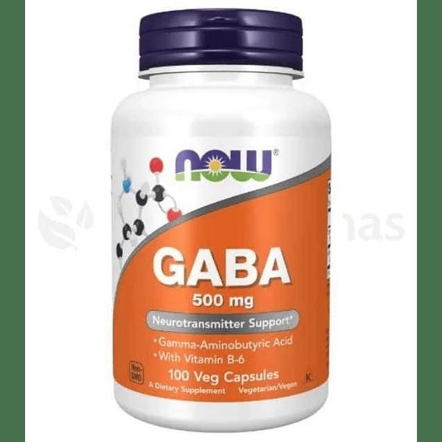 GABA 500 mg Now