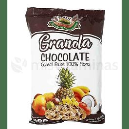 Granola de Chocolate Ceral Variedades Vegetarianas