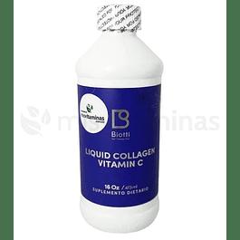 Colageno Liquido con Vitamina C Biotti