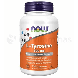 L Tyrosine 500 mg