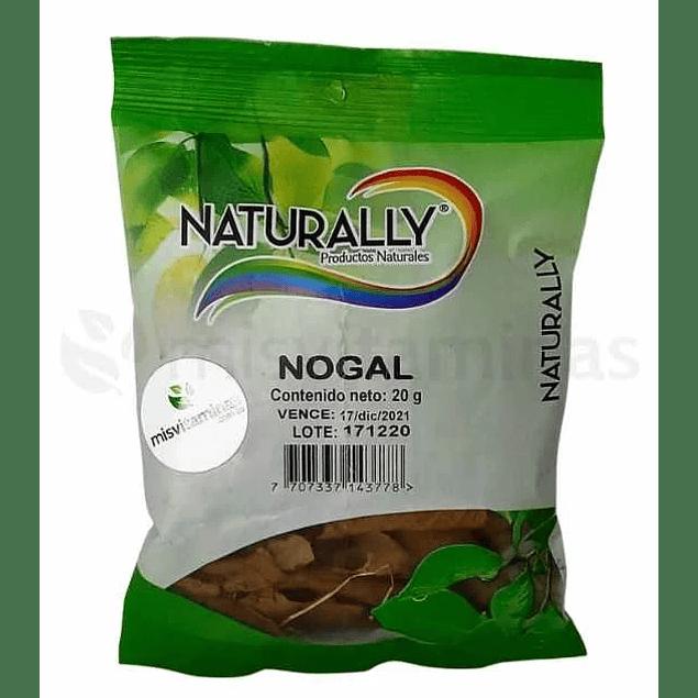 Hojas de Nogal Naturally 20 gramos
