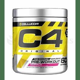 C4 Original Pre Workout 60 Servicios