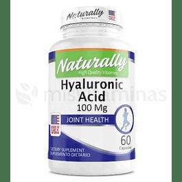 Hyaluronic Acid 100 mg Naturally