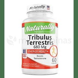 Tribulus Terrestris 680 mg Naturally