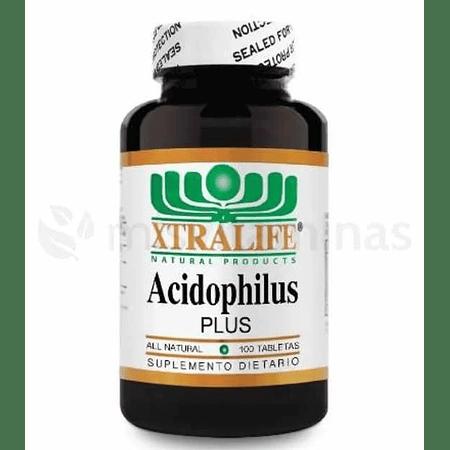 Acidophilus Plus  Probioticos Xtralife