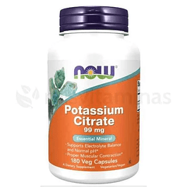 Potassium Citrate 99 mg Now