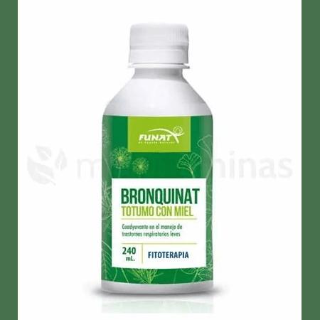 Bronquinat Totumo con Miel Funat