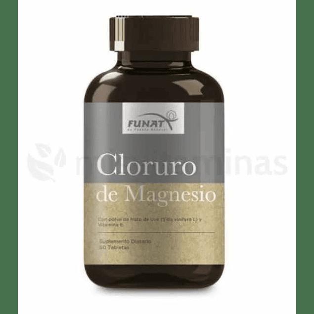 Cloruro de Magnesio Funat con Vitamina E