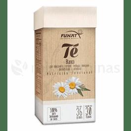 Té Blanco Funat Manzanilla, Toronjil, Lechuga y Manzana Funat