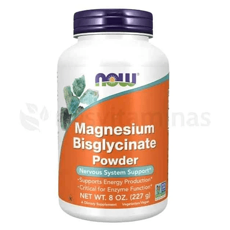 Magnesium Bisglycinate Power Now