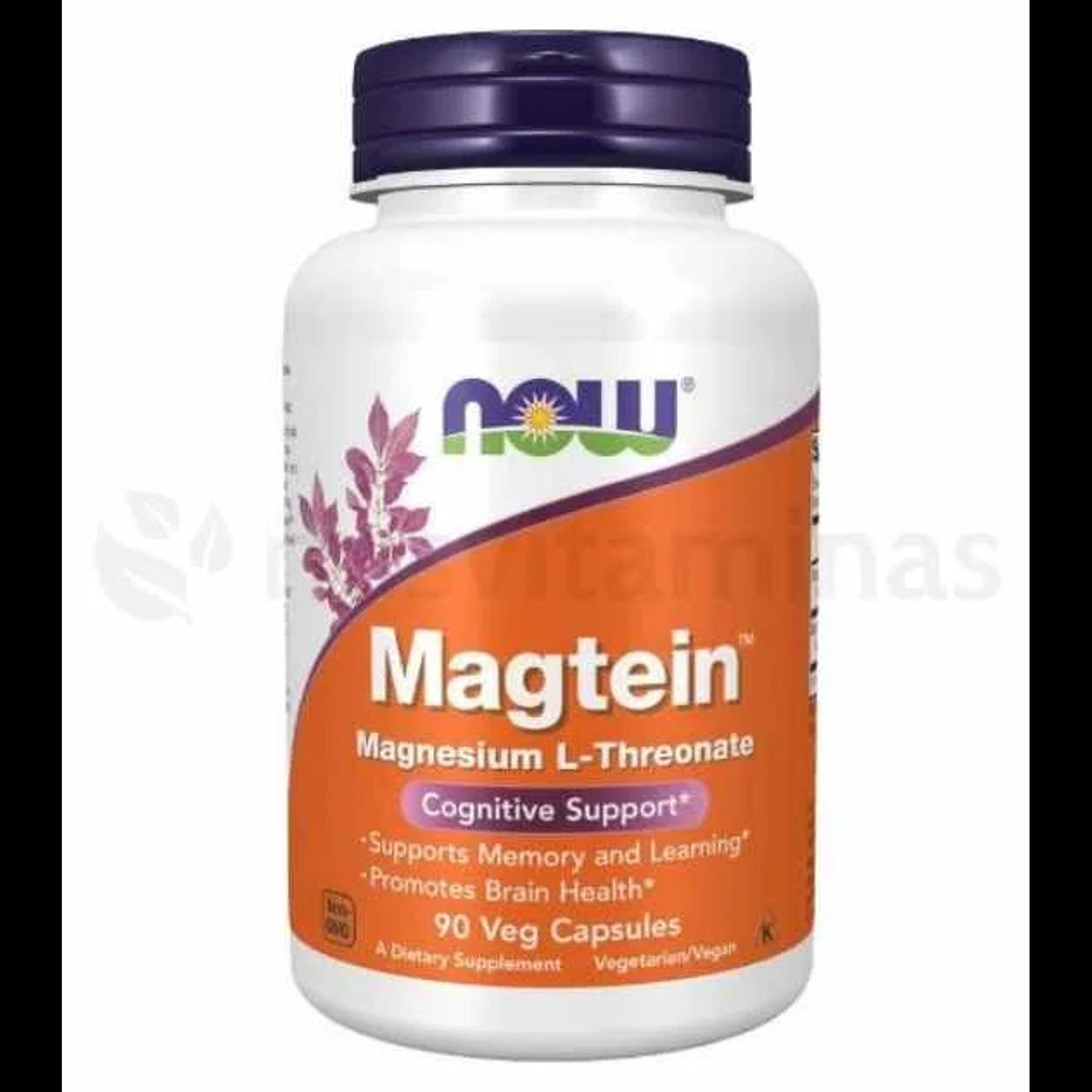 Magtein Magnesium L-Threonate Now