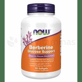 Berberine Glucose Support Now