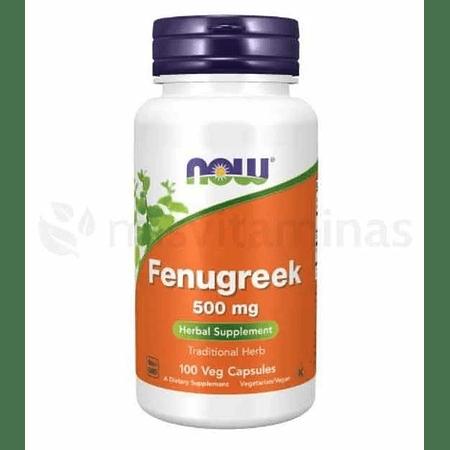 Fenogreco 500 mg Now