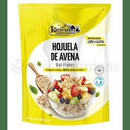 Hojuela de Avena Karavansay Libre de Gluten
