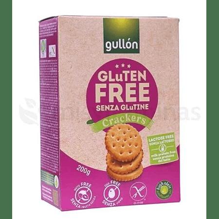 Gullón Sin Gluten Crackers Galletas