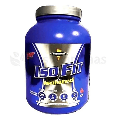 Iso Fit Proteina Aislada Neopharma TNT