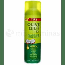 Olive Oil Aceite de oliva nutritivo  Spray
