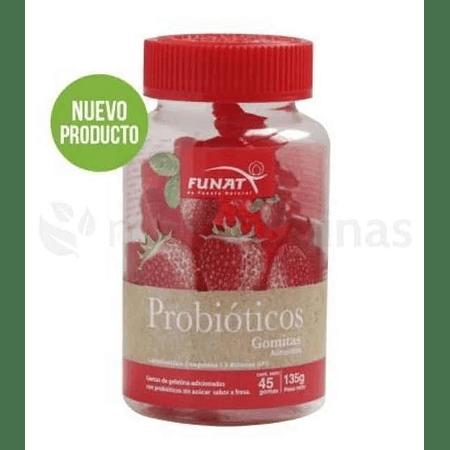 Probioticos en Gomas Funat