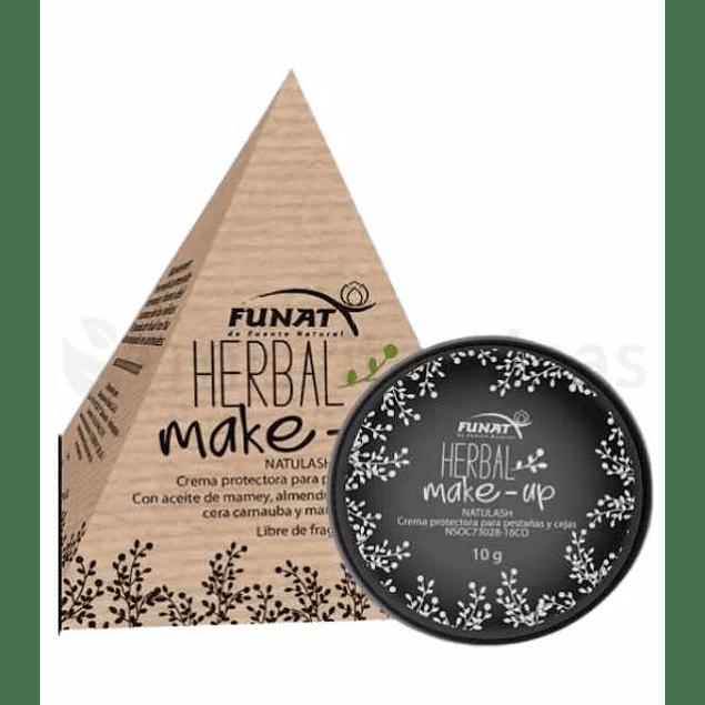 Make Up Herbal Funat Crema Pestañas y Cejas