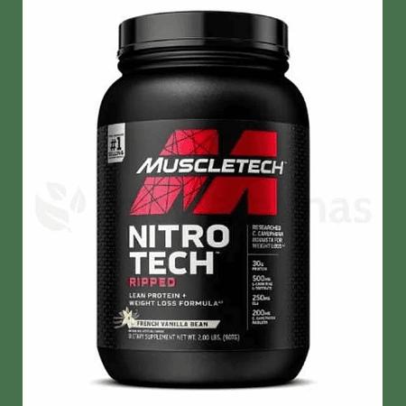 Nitro Tech Ripped 2 libras Muscletech