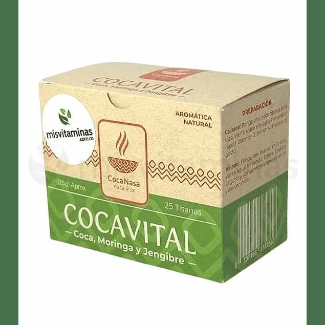 Té de Coca Cocavital  CocaNasa