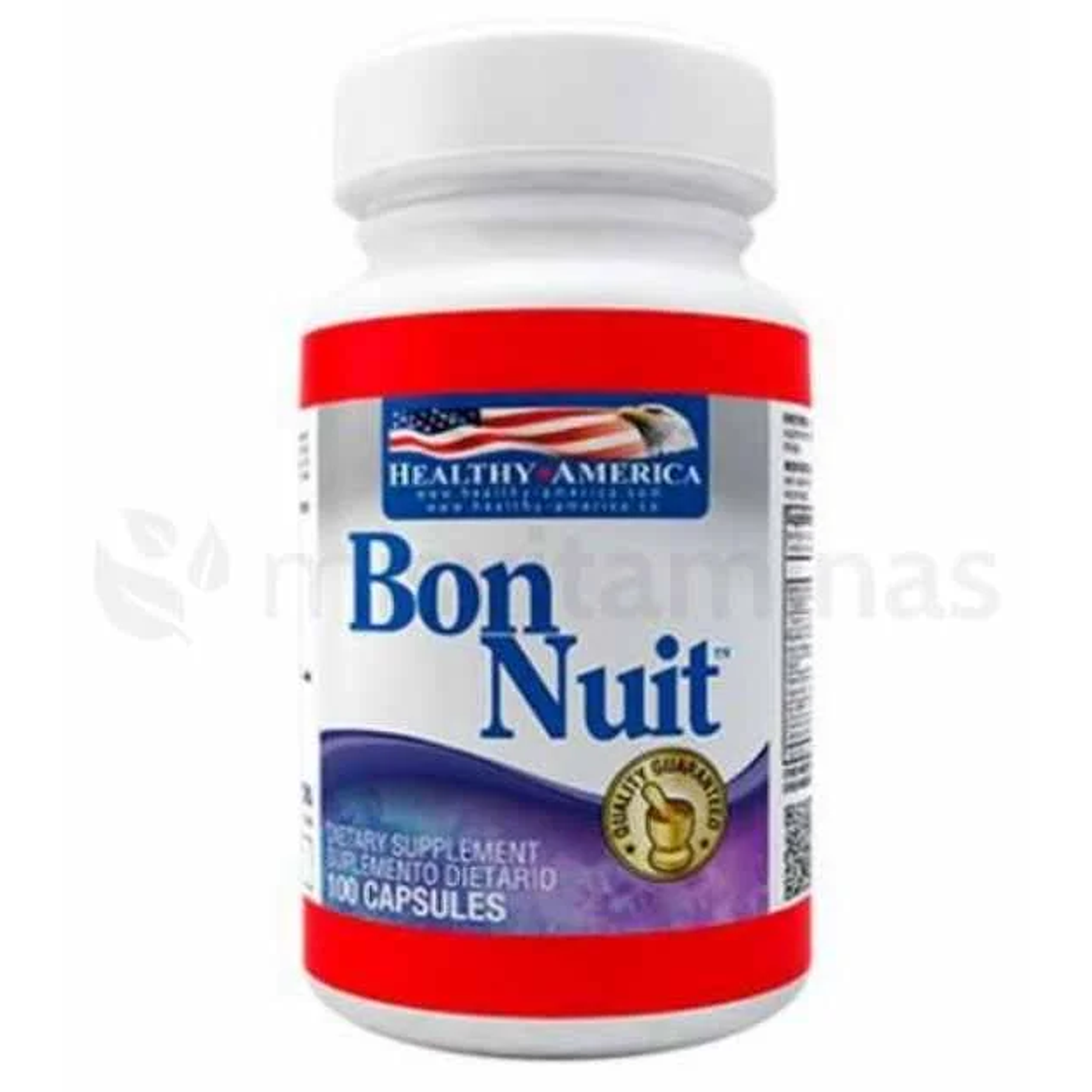 Bon Nuit Health America 100 Capsulas