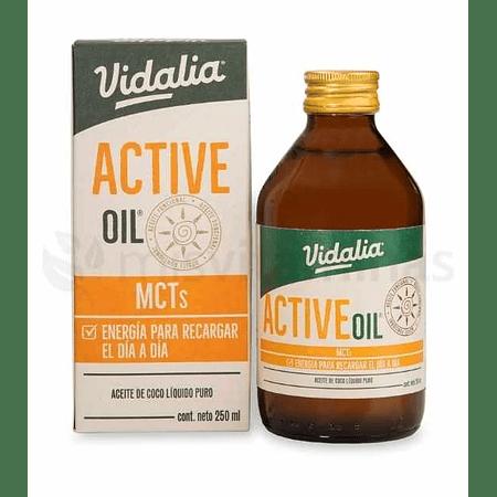 Active Oil Aceite de Coco Vidalia 250 ml