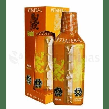 Vitafer-L Gold Natural Medy 500 ml