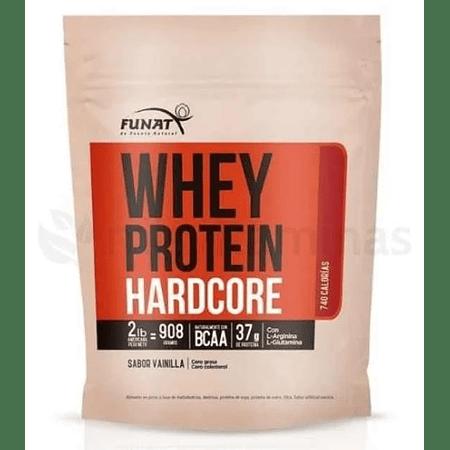 Whey Protein Hardcore Funat 2 libras