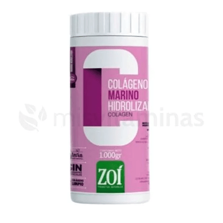 Colageno Marino Hidrolizado 1000 gramos Zoi