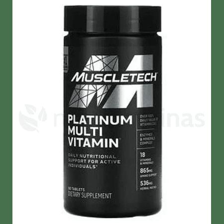 Multivitamin Platinum Muscletech