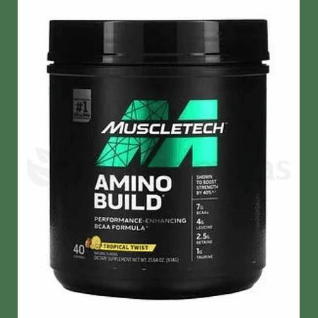Amino Build Performance-Enhancing Muscletech 40 Servicios