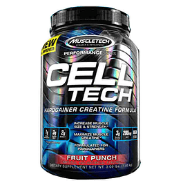 Cell Tech 3 Libras Performance Series Muscletech