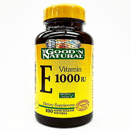 Vitamin E 1000 IU 100 Softgel