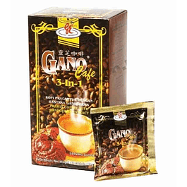 Gano Café 3-In-1   420g(20 sobres x 21g)