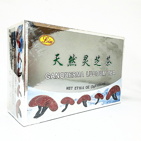 Ganoderma Lucidium Tea  3g X 100 Tizanas