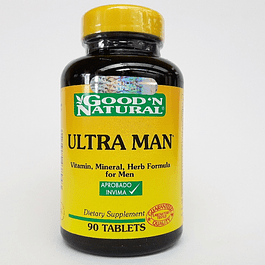 Ultra Man 90 Tabletas Good´N Natural
