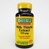 Milk Thistle Extract 175 mg 100 Capsulas