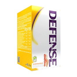 Defense 60 Capsulas Healthy America