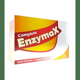 Enzymax 60 capsulas Healthy America