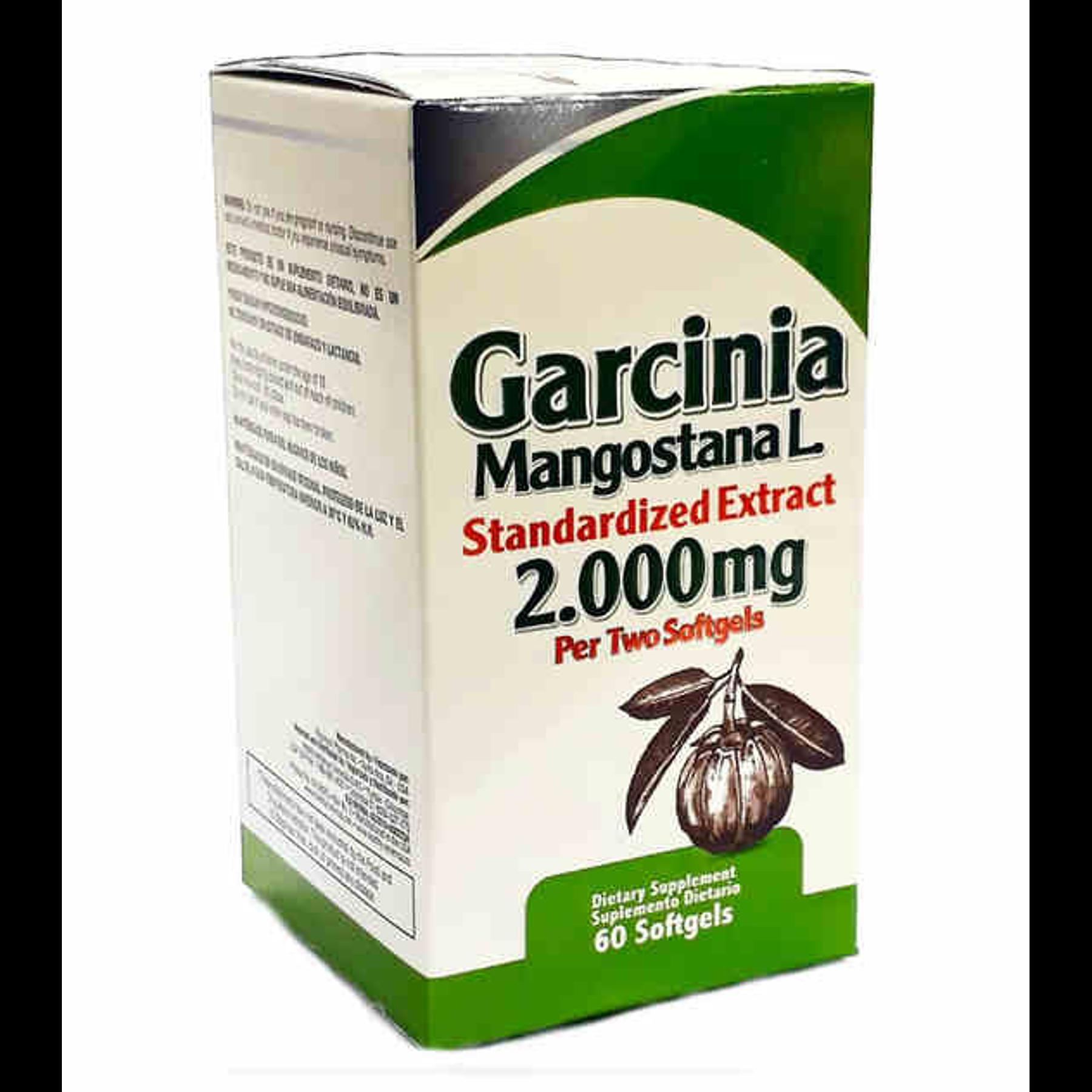 Garcinia Cambogia 60 Capsulas Healthy America