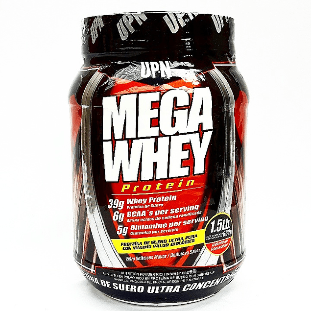 Mega Whey 1.5 Libras UPN