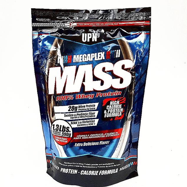 Megaplex Mass 1.3 Libras Bolsa UPN