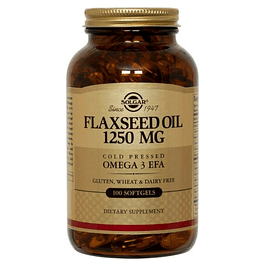 FlaxSeed Oil 1250mg Solgar