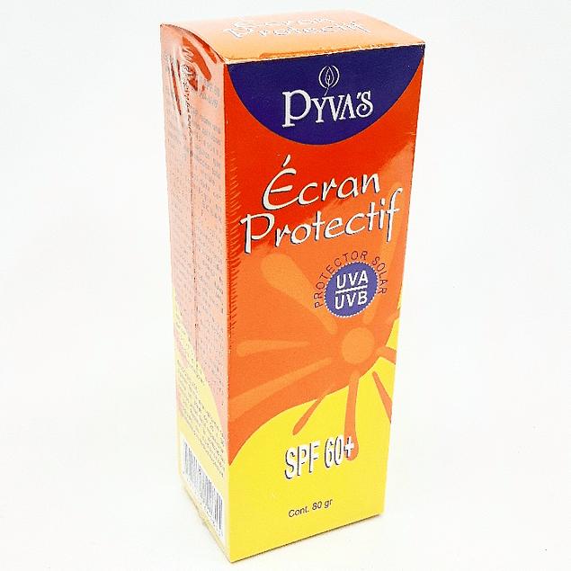 Ecran Protectif Protector Solar 60 + 80 gr