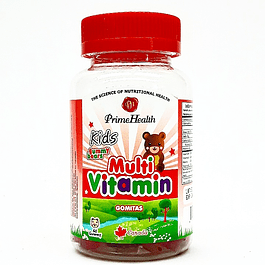 Multi Vitamin Kids 60 Gomitas Prime Health