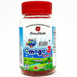 Omega 3 Kids 60 Gomitas Prime Health