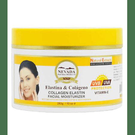 Crema Facial de Elastina y Colageno 283g Nevada