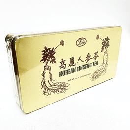 Ginseng TE  Caja Hojalata x 100 sobres