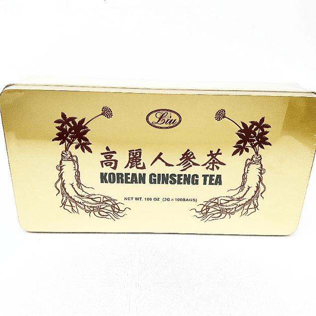 Ginseng TE  Caja  x 100 sobres